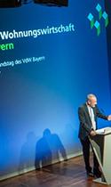 Eine Übersicht mit den Veranstaltungsterminen des VdW Bayern für 2018 finden Sie hier