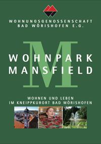 Wohnpark-Mansfield-Broschüre